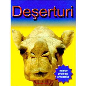 Deșerturi.Include proiecte amuzante