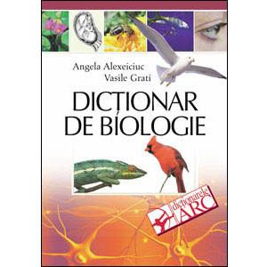 Dicţionar de Biologie
