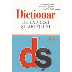 Dicționar de expresii și locuțiuni [Copertă tare]