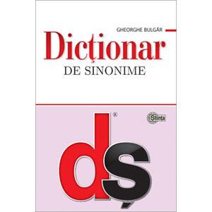Dicţionar de sinonime [Copertă moale]