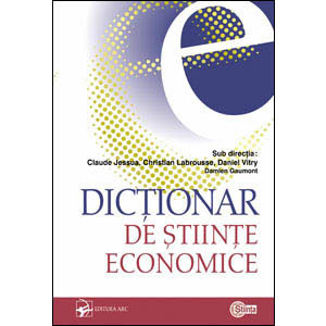 Dicţionar de Știinţe Economice