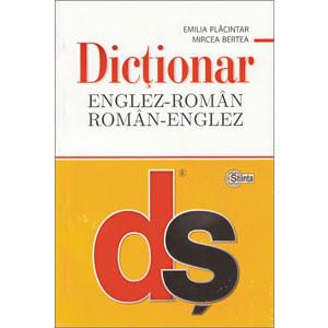 Dicționar englez-român, român-englez [Copertă tare]