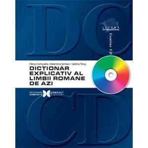 Dicţionar Explicativ al Limbii Române de Azi