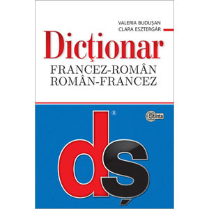 Dicţionar francez-român, român-francez  [Copertă tare]