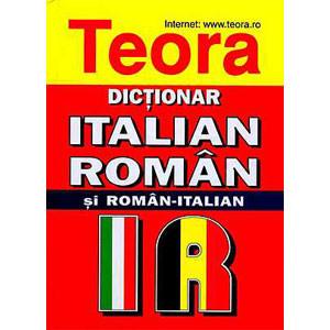 Dicționar Italian-Român și Român-Italian