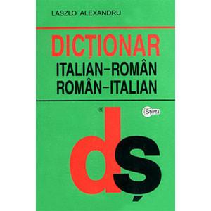 Dicţionar italian-român, român-italian [Copertă tare]