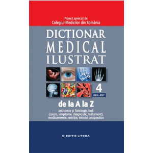 Dicționar Medical Iustrat de la A la Z. Vol. 4