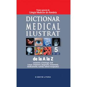 Dicționar Medical Iustrat de la A la Z. Vol. 5