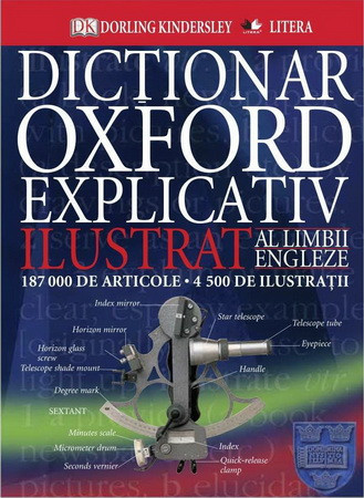 Dicţionar Oxford explicativ ilustrat al limbii engleze