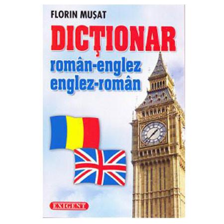 Dicționar Român-Englez, Englez-Român