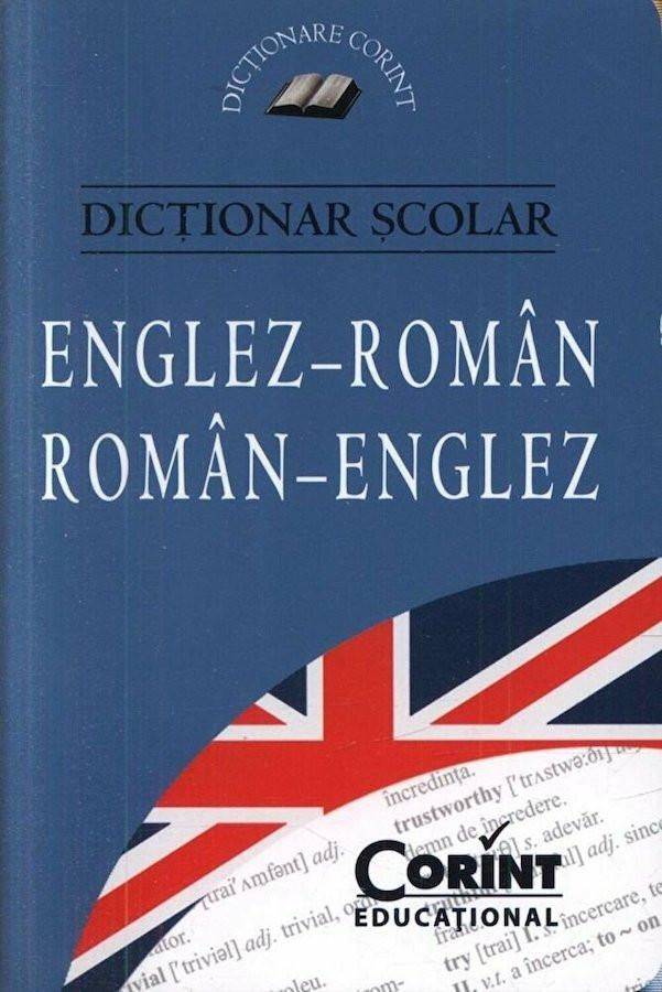 Dicționar școlar englez-român, român-englez