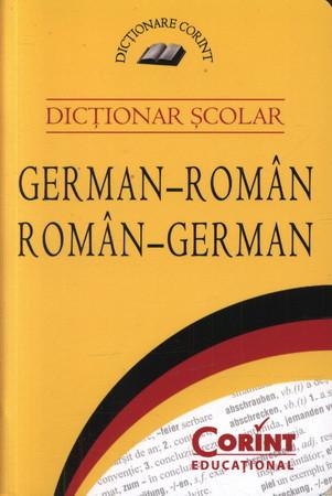 Dicționar școlar German-Român, Român-German