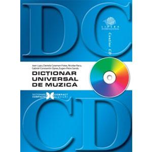 Dicționar Universal de Muzică + CD