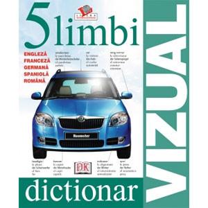 Dicţionar Vizual în 5 Limbi