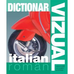 Dicţionar vizual italian român