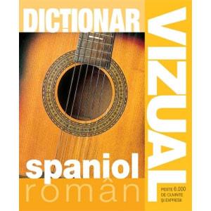 Dicţionar vizual spaniol român