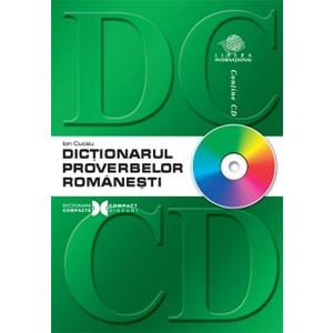 Dicţionarul proverbelor româneşti + CD