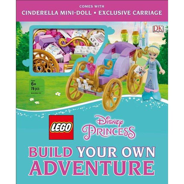 Build Your Own Adventure LEGO (Limba Engleză 5-9 ani)