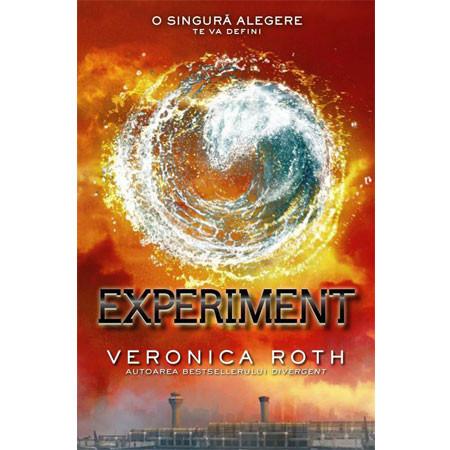 Experiment. Vol. 3 din seria Divergent