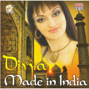 Divya. Made in India [Audio CD]