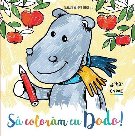 Să colorăm cu Dodo