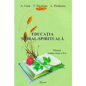Educația Moral-Spirituală. Manual pentru cl.II-a