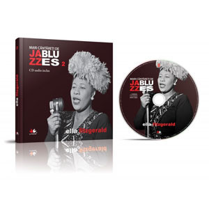 Mari Cântăreți de Jazz și Blues, Vol. 02. Ella Fitzgerald [Audio CD]