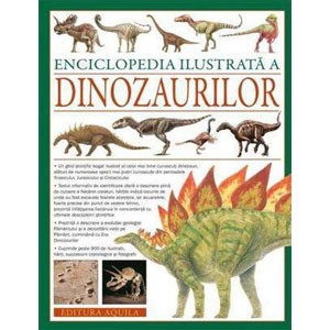 Enciclopedia ilustrată a dinozaurilor