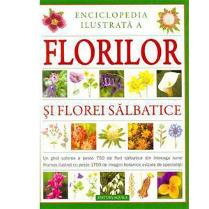 Enciclopedia ilustrată a florilor și florei sălbatice
