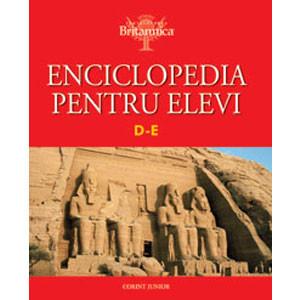 Enciclopedia pentru elevi. D-E