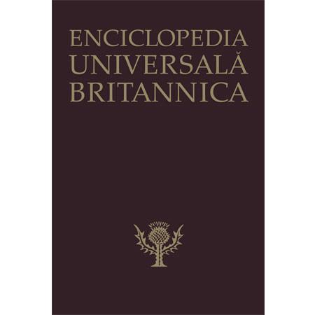Enciclopedia Universală Britannica Vol. 12