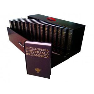 """Colecția """"Enciclopedia Universală Britannica"""" în 16 Volume [Pachet Promoțional]"""
