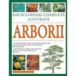 Enciclopedie completă ilustrată. Arborii