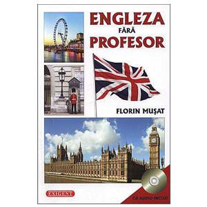 Engleza fără Profesor - CD inclus