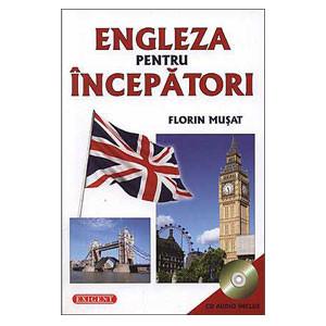 Engleza pentru Începători - CD inclus
