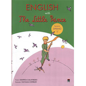 English with The Little Prince. Vol. 2 (Spring)