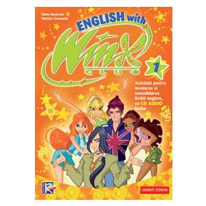 English With Winx. Nr.1. Activități pentru Învățarea și Consolidarea Limbii Engleze. CD