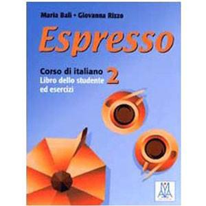 Espresso. Corso di Italiano. Libro Dello Studente e Esercizi 2