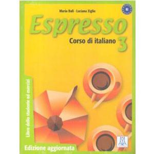 Espresso. Libro Dello Studente ed Esercizi 3
