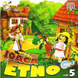 Joacă Etno. Vol. 5 [MP3 CD]