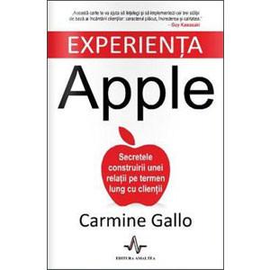 Experienţa Apple. Secretele Construirii unei Relaţii pe Termen Lung cu Clienţii