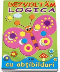 Dezvoltam logica cu abtibilduri: Fluture