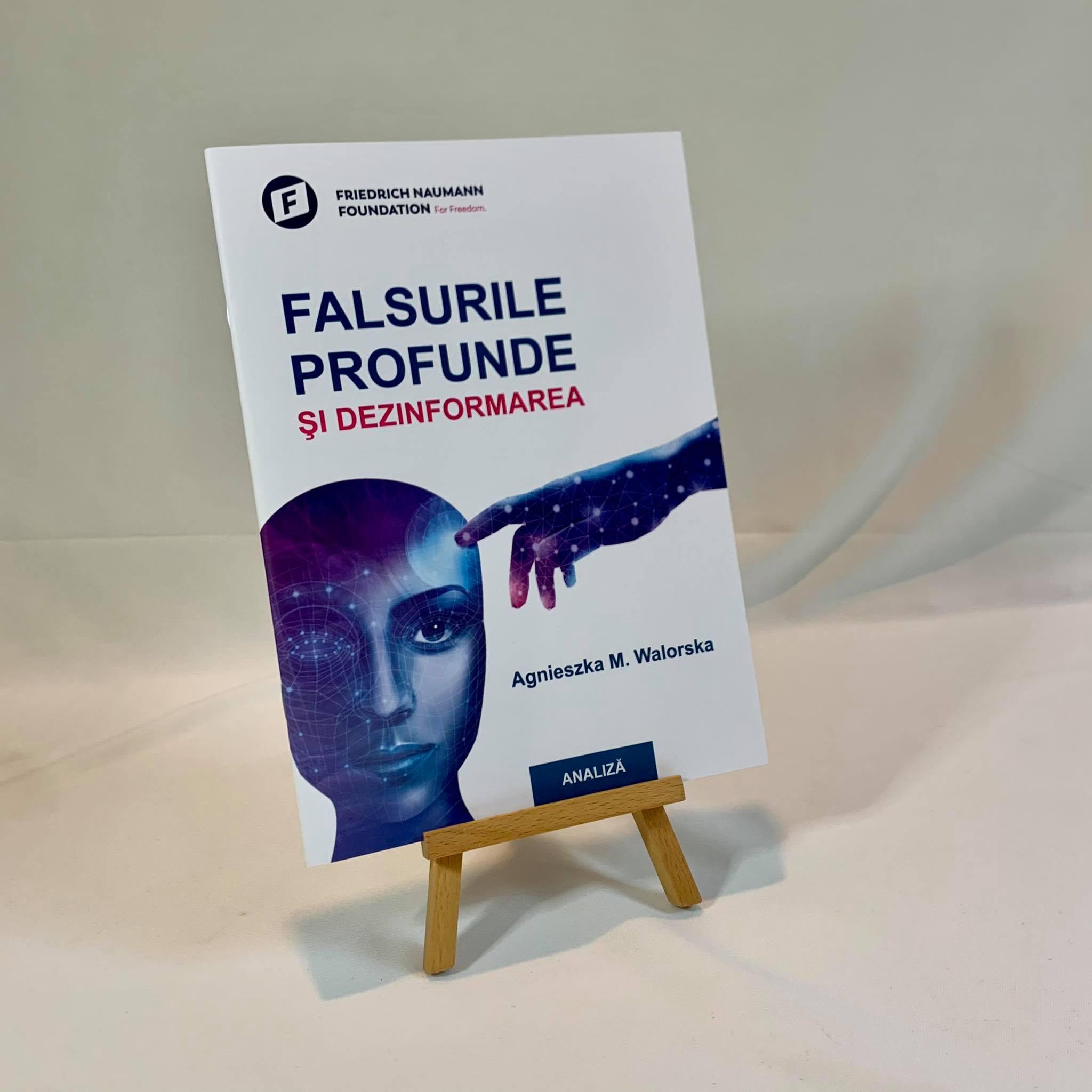 Falsurile Profunde și Dezinformarea [eBook]