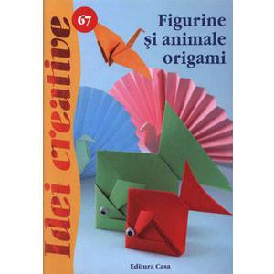 Figurine și Animale Origami.  Idei Creative - 67