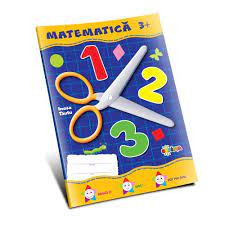 Mapa - Matematică 3+