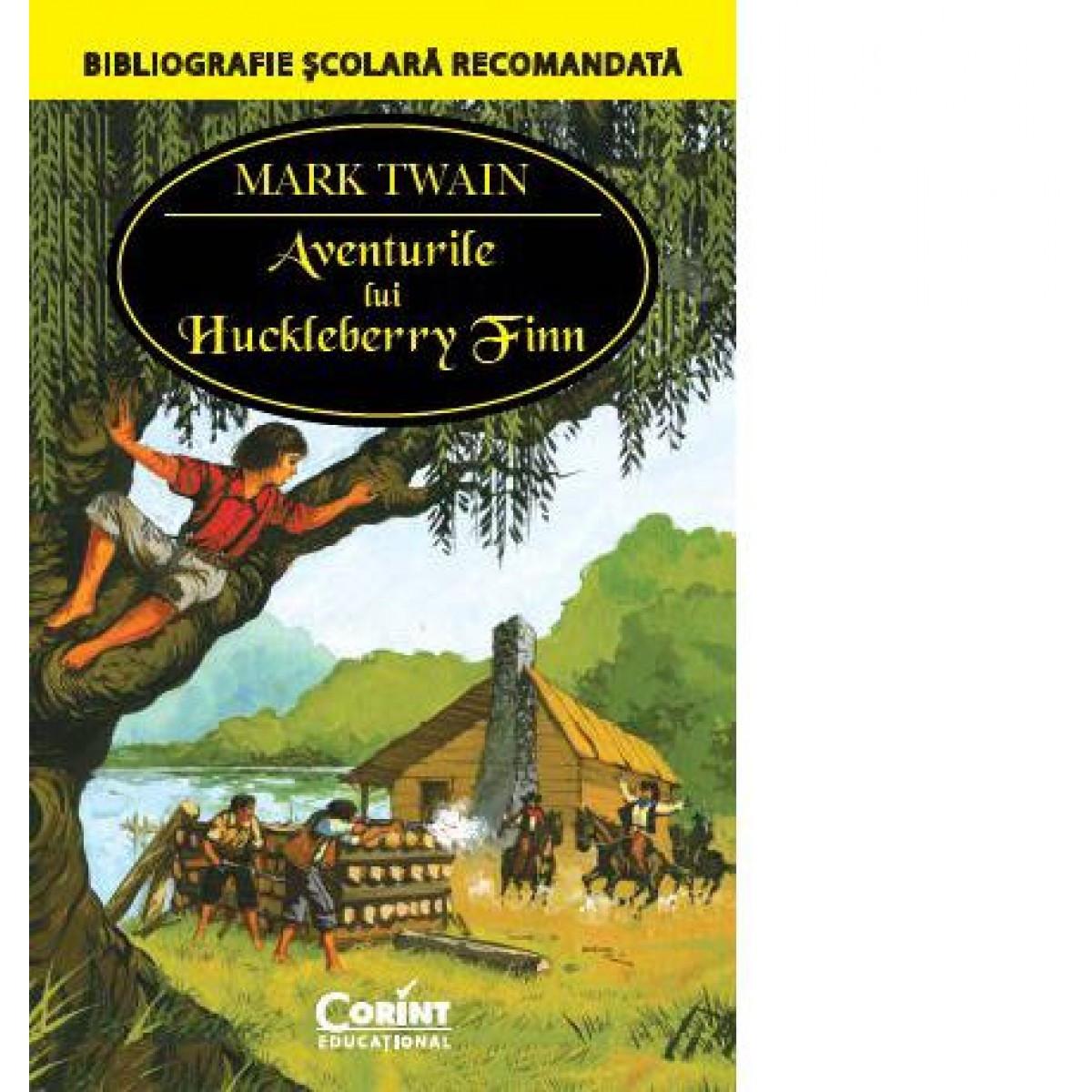 05. Aventurile lui Huckleberry Finn