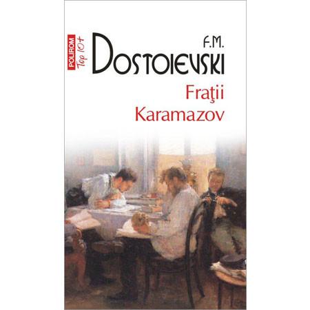 Frații Karamazov (Top 10+) [Carte de Buzunar]