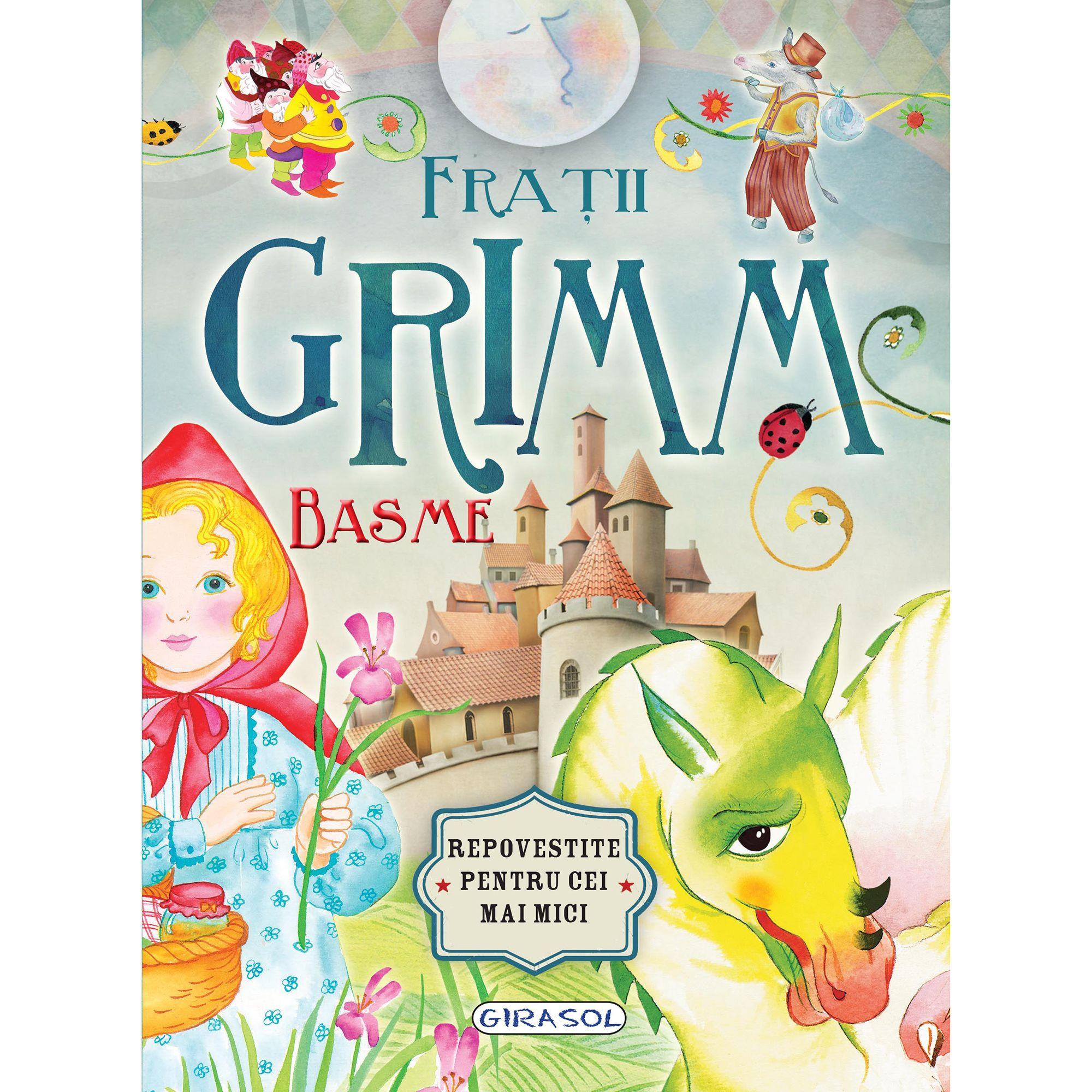 Frații Grimm BASME