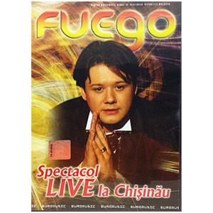 Spectacol LIVE la Chișinău [DVD]