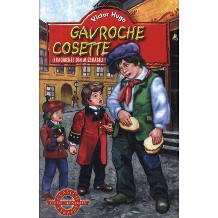 Gavroche, Cosette (Mizerabilii)